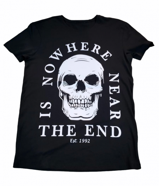 T Shirt - The End