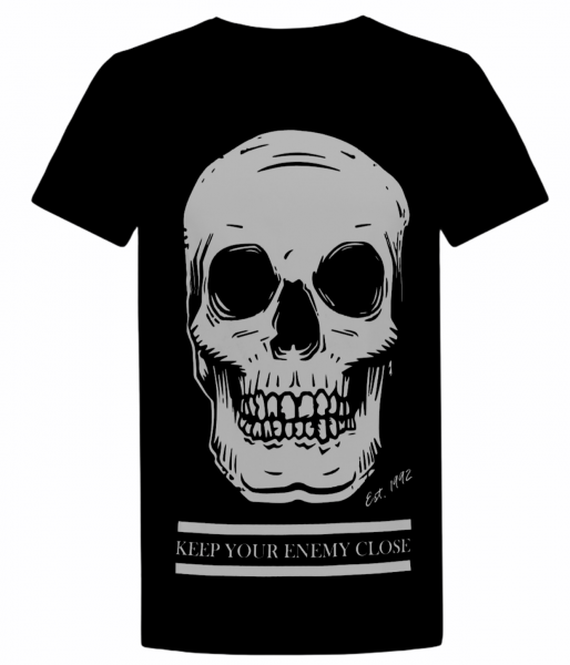 T Shirt - Skull Keep Your