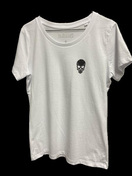 Ullikat - T-Shirt - Damen schwarz/weiß