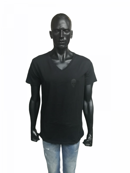 Ullikat - T-Shirt - Herren schwarz/schwarz