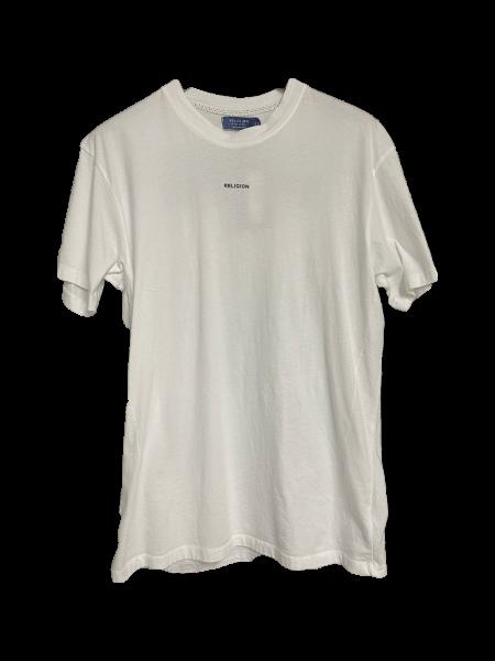 Religion - Skull T Shirt Weiß