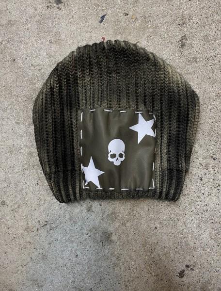 Ullikat -Army Beanie Skull/Stars