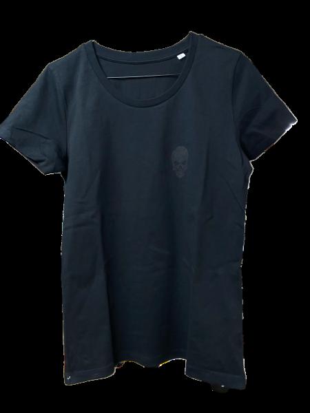 Ullikat - T-Shirt - Damen schwarz/schwarz
