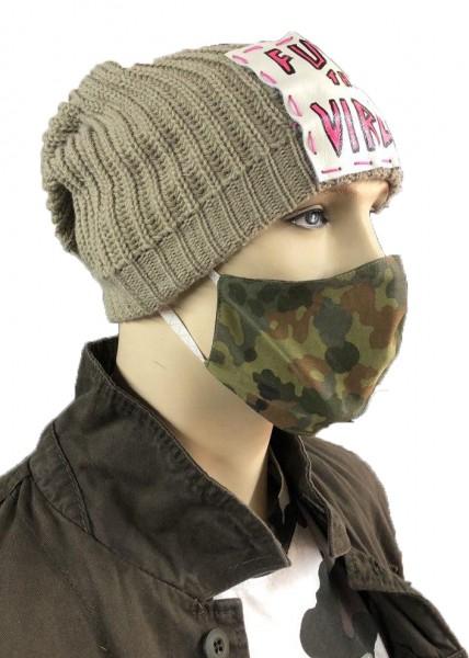 Ullikat - Gesichtsmaske Camo