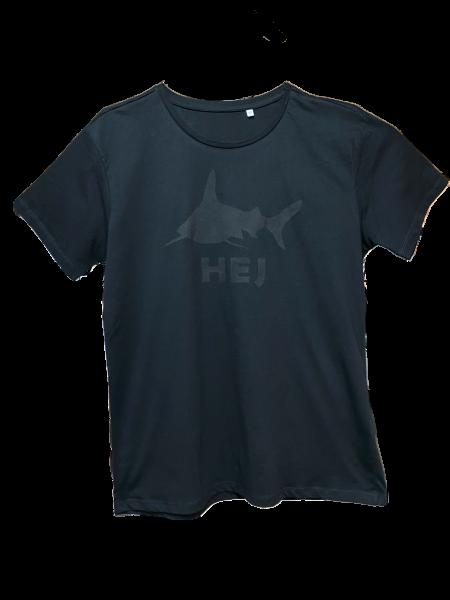 Ullikat - T-Shirt - Herren HEJ schwarz