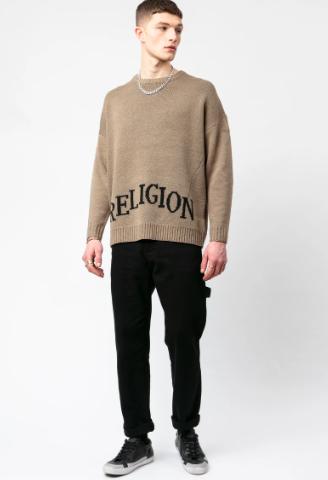 Religion - Pullover