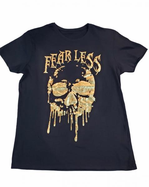 T Shirt - Fearless Gold
